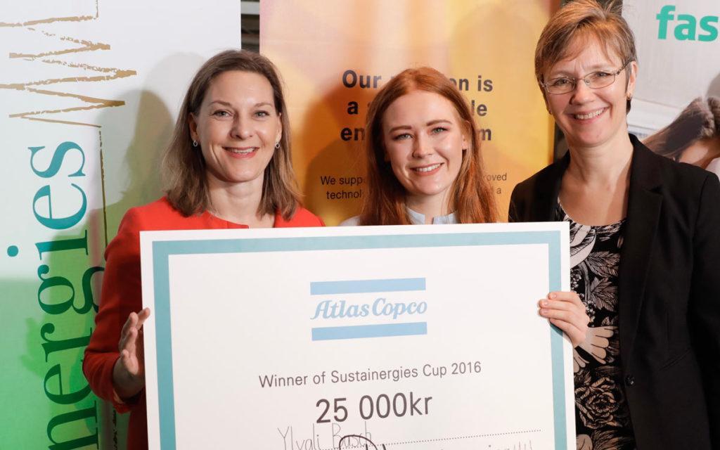 Finalister och vinnare 2015, case för NCC